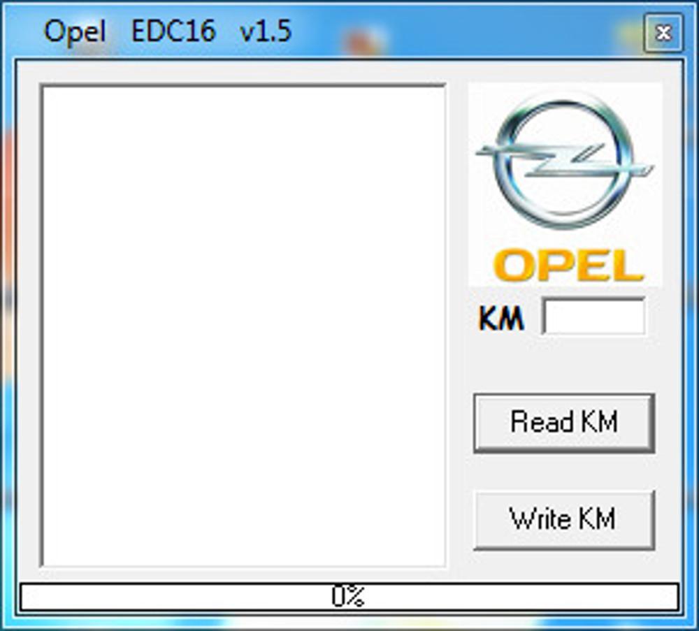 OBD2 Interfaces: Interface OBD2 Opel KM OBD Tool