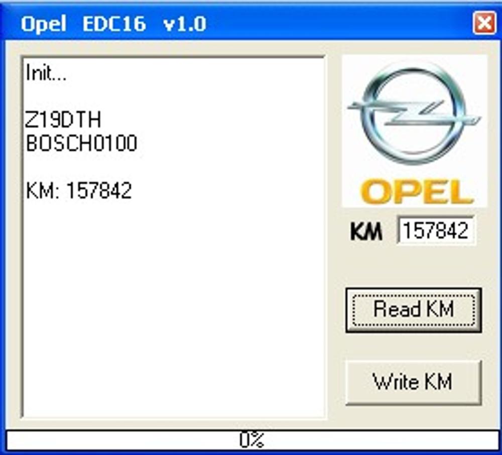 Opel Obd2 Software